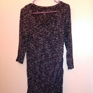 Liz Lange Maternity Midi Dress